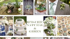 Wedding Natural Chic...